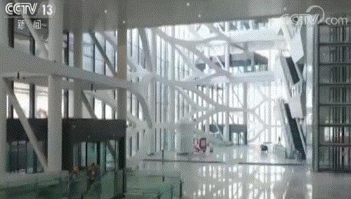 北京大兴国际机场投运仪式今天举行 空中俯瞰一睹风采