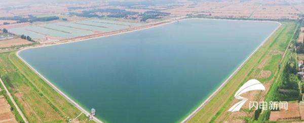 济南济阳区水源转换工作完成 57万群众喝上稍门水库放心水