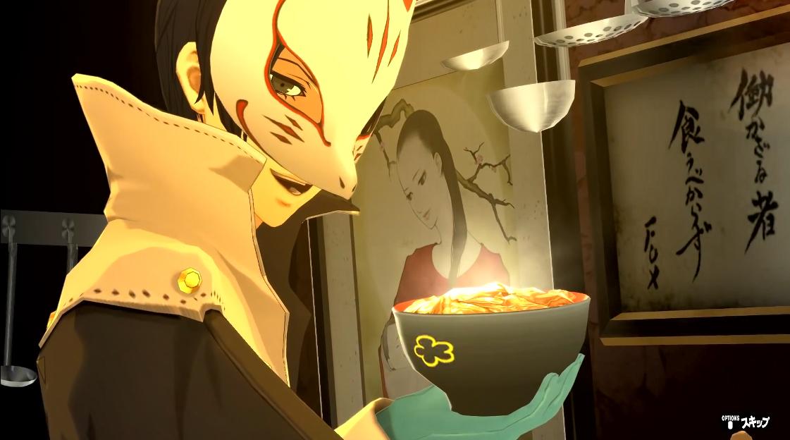 《女神异闻录5R》坂本龙司新招式新游戏画面