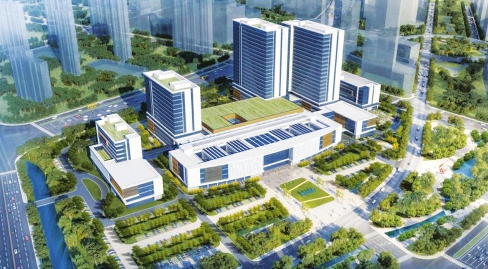 规划病床1800张,预计2022年竣工——树兰(美高梅集团|济南)国际医院项目规划公示 总投资约35亿元