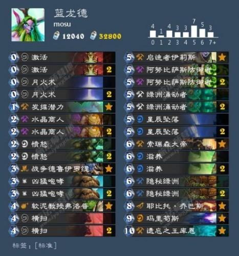炉石传说10月9日版本更新后卡组推荐 多套狂转标强力卡组玩法