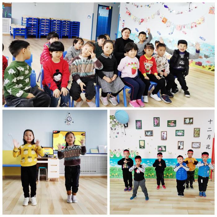 济南幼高专附属幼儿园融汇分园举行童谣传唱展示活动
