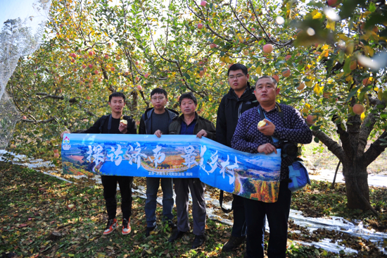 冬游泉城 遇见济南最美乡村上罗伽村
