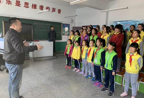 济南艺校投身省新时代文明实践文艺志愿服务    树立合唱教学新理念