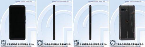 华硕ROG游戏手机2配置曝光 7月23日正式尕布