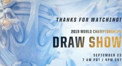 lpl晋级s9全球总决赛队伍  s9全球总决赛赛程