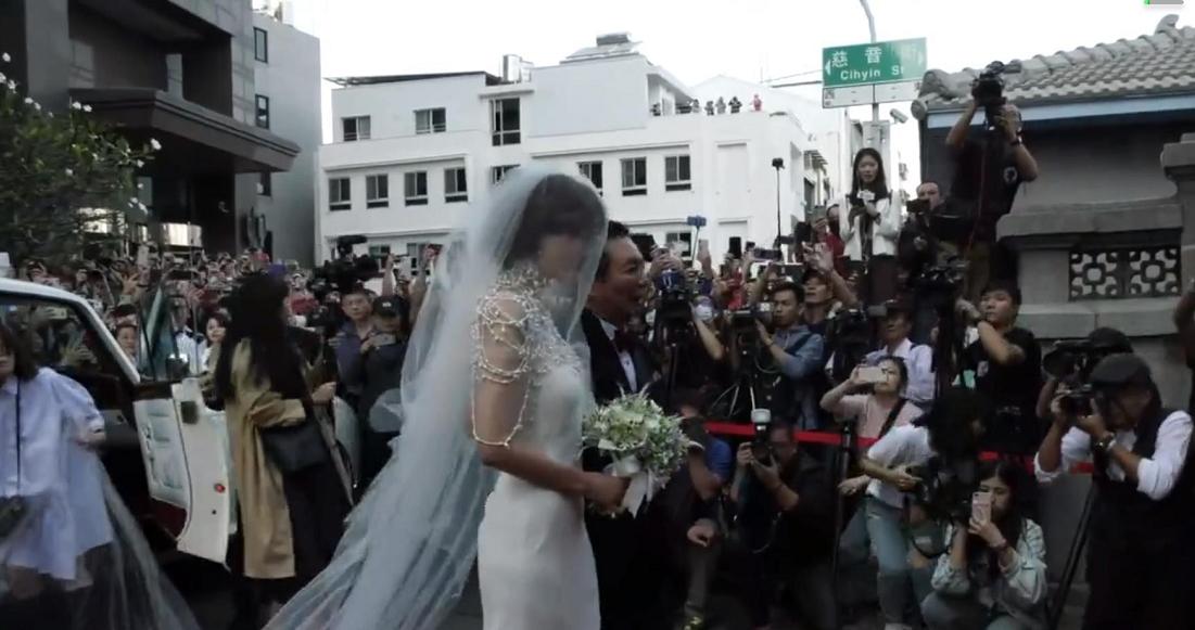 席开12桌,没有伴郎和伴娘,林志玲黑泽良平婚礼真的那么低调?