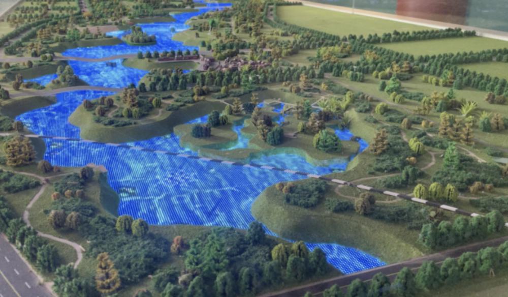 网红景区背后的隐秘:引黄调蓄工程是如何变成人造景观的?