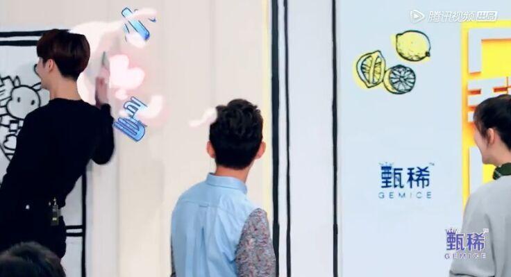 杨紫说得对,王嘉尔的墙头才不止一个