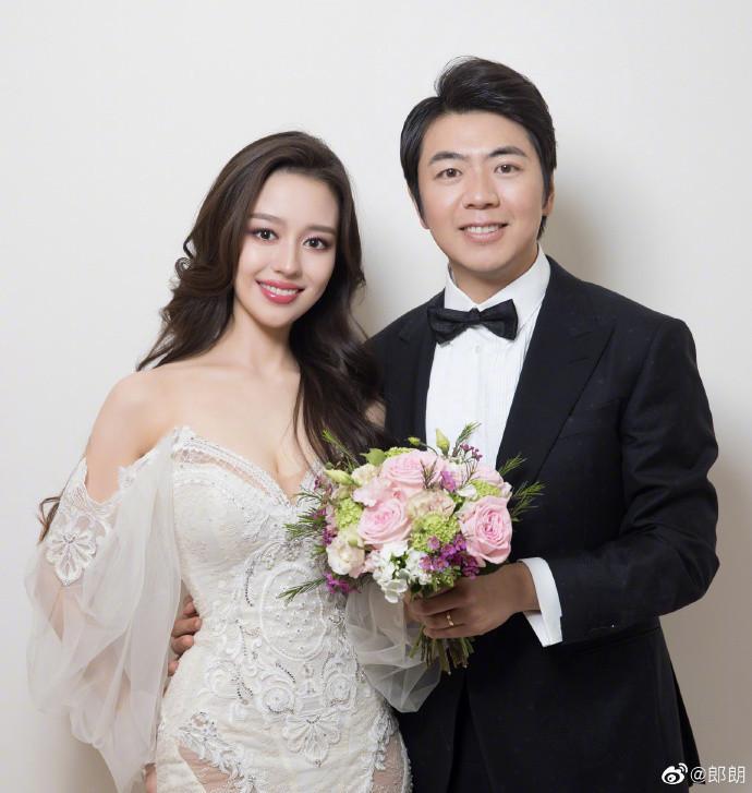 郎朗结婚了!女方比他小12岁,还是一个混血钢琴美女