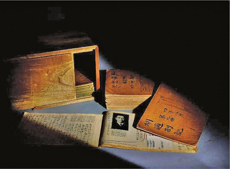 拍出1.39亿元人民币 创文人手稿纪录 《胡适留学日记》何以成为世界最贵日记
