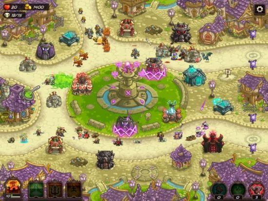 塔防游戏 《王国保卫战》系列最新作预约开启
