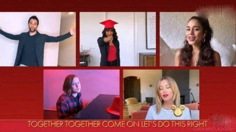 歌舞青春卡司重聚:Evans姐弟、女主都在 可惜唯独缺少了Troy!
