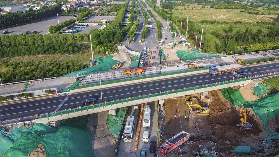 济齐大道预计年底前正式通车 已完成总工程量的85% 建成后市民跨河到德州、聊城等将更快