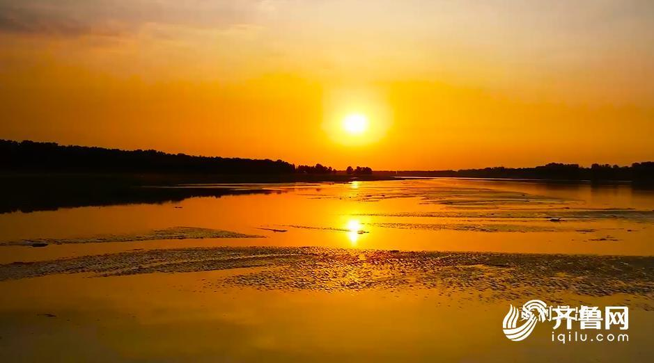 这就是山东 | 震撼!3分钟航拍带你体验菏泽鄄城不一样的美