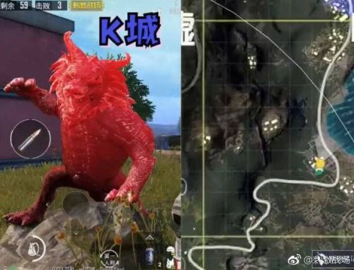 刺激战场绝地海岛地图居然有十个年兽雕像?看看这些位置吧