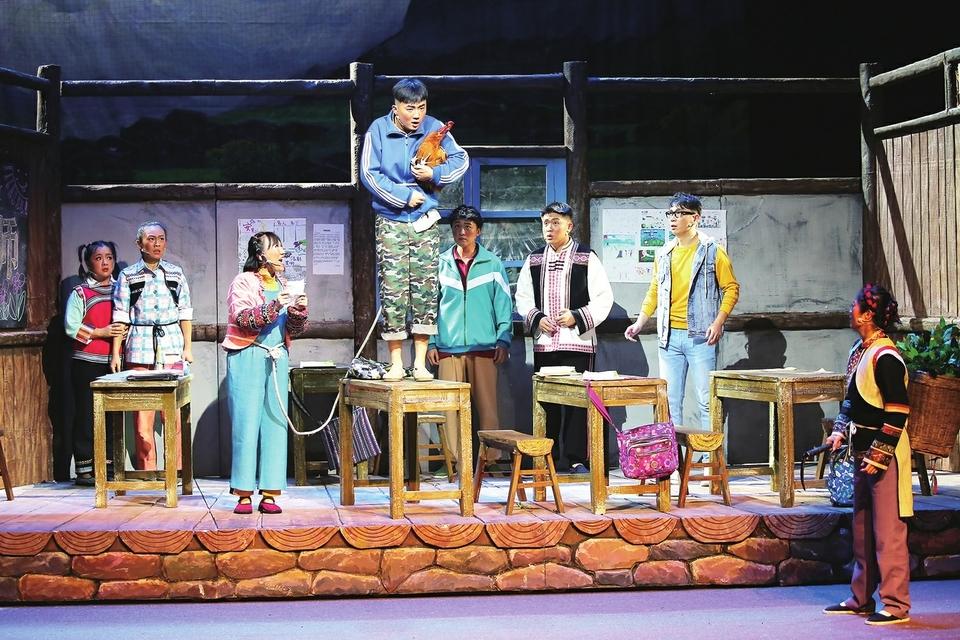 现实题材儿童剧《童年》28日亮相宝贝剧场