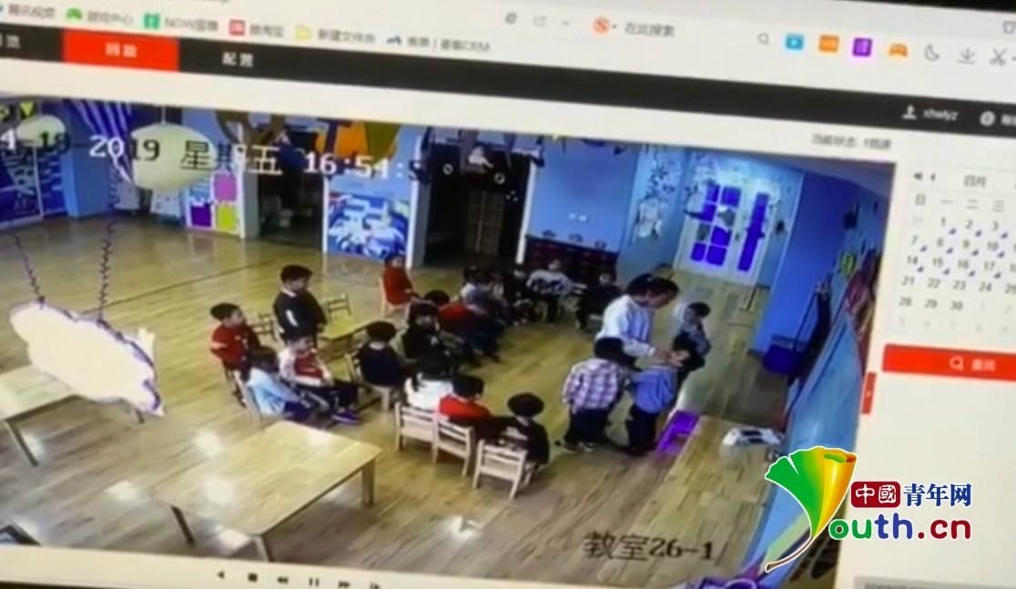 太原星河湾加洋幼儿园女教师粗暴对待幼儿 警方:行政拘留加罚款