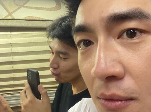 """酸了?林更新偷拍赵又廷和高圆圆视频,吐槽""""这人越来越丑了"""""""