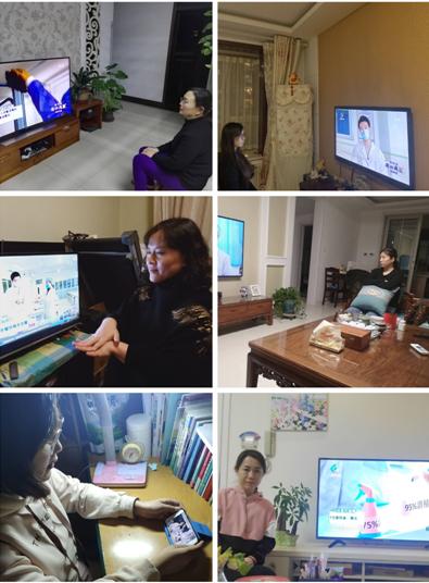 济南理工学校师生、家长同看《开学前疫情防控规范培训特别节目》