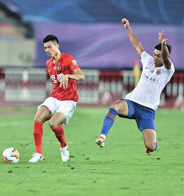 21岁一球成名 郭田雨:对恒大进球已是过去式