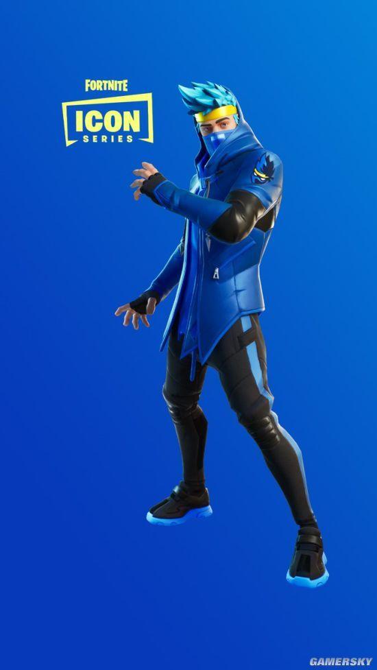 人氣主播Ninja與《堡壘之夜》合作 推出個人造型皮膚