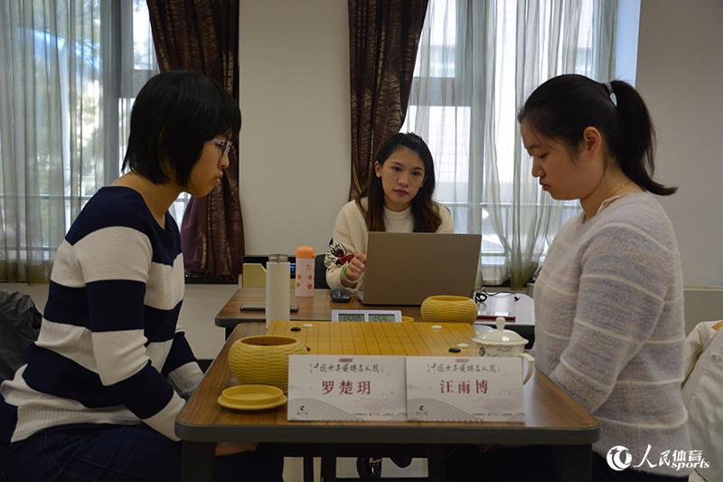 第二届女子围棋名人战半决赛打响 周泓余汪雨博期待突破