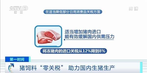 国务院发新年大红包 猪肉到药品 帮你省一笔!