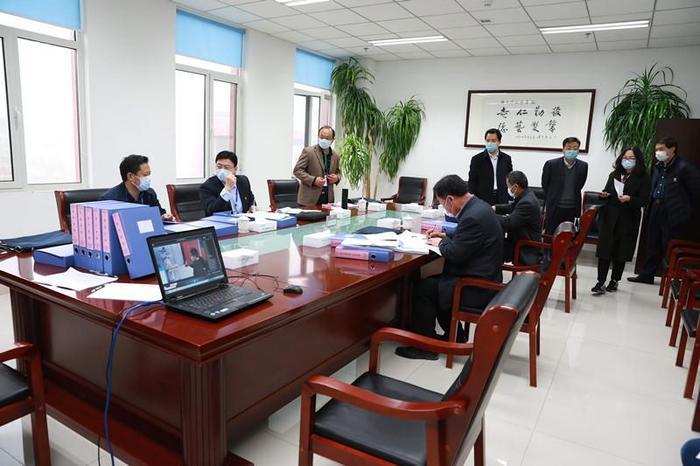济南技师学院通过开学条件核验检