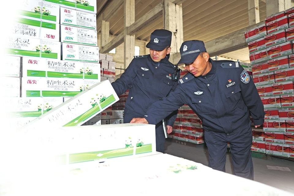 融媒·见证|山东省第一家公安物流支队在济南——每个包裹都有安全感