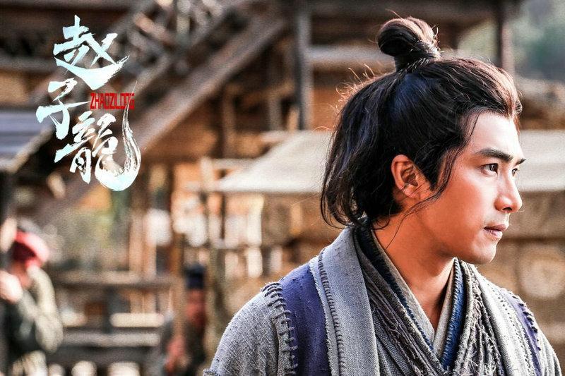 电影《赵子龙》定档11月29日 贺军翔出演赵子龙英气无双