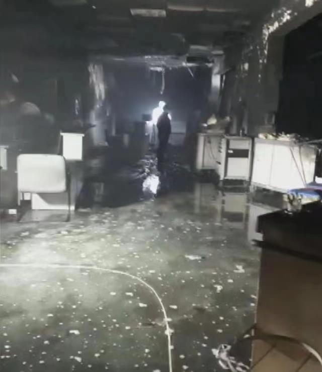 土耳其一私立医院发生氧气设备爆炸事故 已致10人遇难