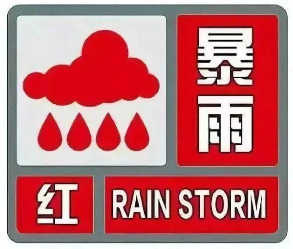 河北!暴雨红色预警,应急响应启动