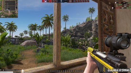 《生死狙击2》先锋首测火热进行中 多重惊喜高能来袭