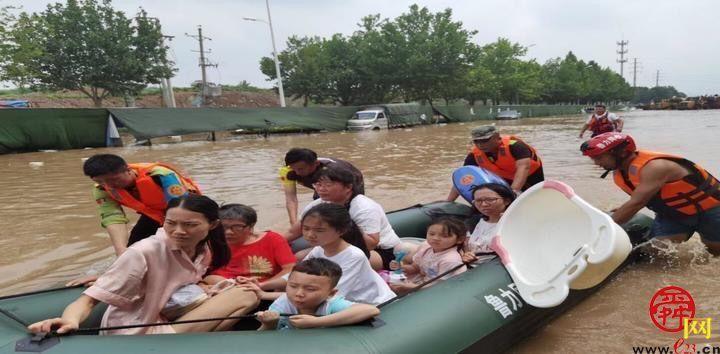 驰援河南!济南市这些慈善组织、志愿服务组织在行动