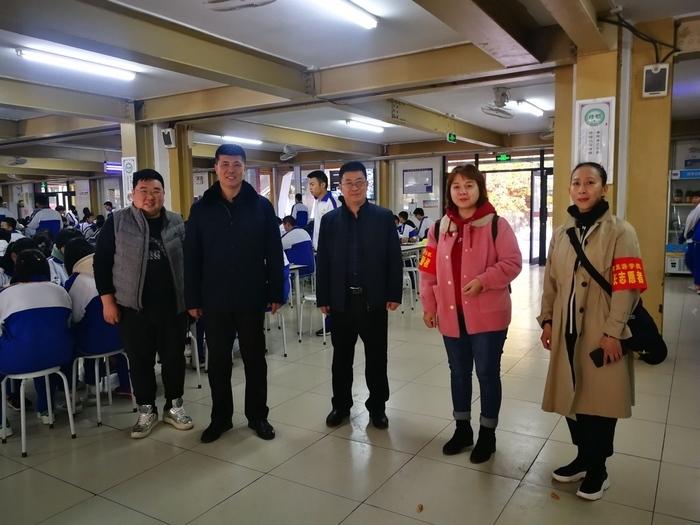 家校共育谱新篇——济南旅游学校家长志愿者进校服务圆满结束