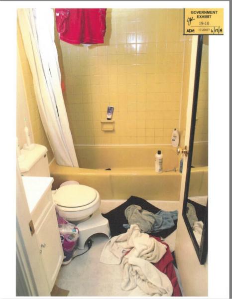 章莹颖案被告公寓曝光 警犬在浴室水槽嗅到遗骸味