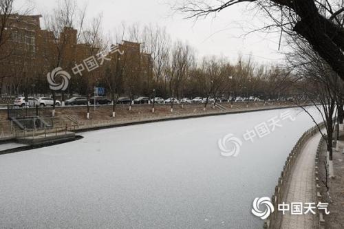 北京降雪将持续至今天傍晚 后天还有一场