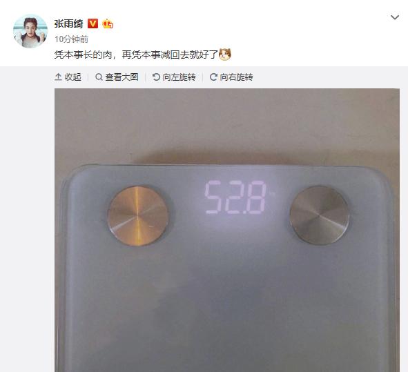 【真相】张雨绮否认怀孕是怎么回事?终于真相了原来是这样!