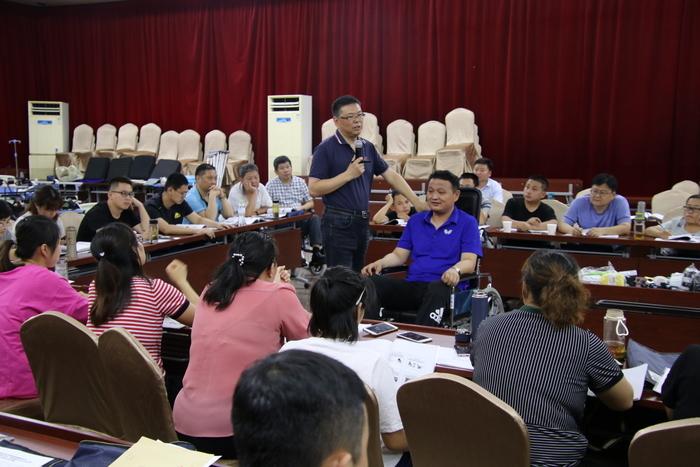 促进残疾人辅具服务专业化 济南举办初级辅助技术工程师认证培训班