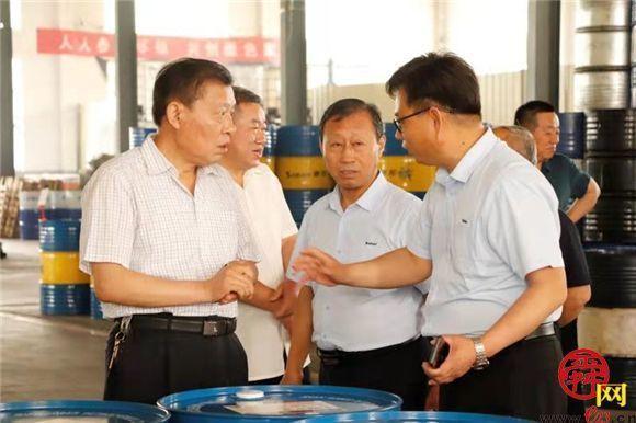 聚焦两年突破·天桥人大代表在行动 刘文友:竞争中勇于跨越崛起,创新中树起工业旗帜