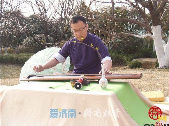 """茶花香 食书艺  龙洞街道开展""""锦屏春晓""""文化主题系列活动"""