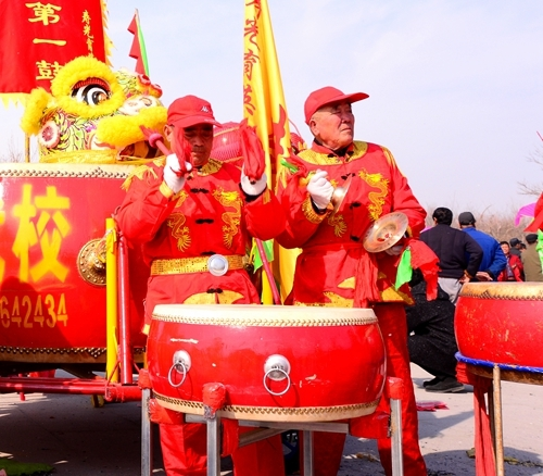 第十三届渔盐文化节在潍坊滨海区举办