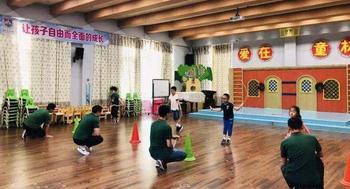 童林堡幼儿园:多维度学期评量 助学生全面成长