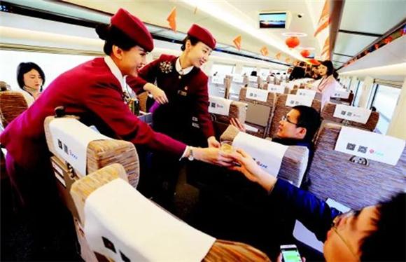 带你飞!最新消息:济青高铁最高时速有望达380公里!