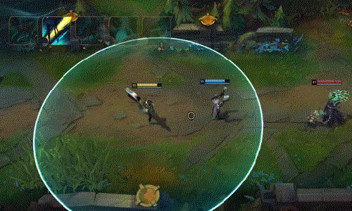 LOL新英雄赛娜全技能一览 超大范围地图炮大招攻守兼备