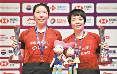 国羽成为广州总决赛最大赢家