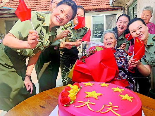80年党员登记表见证105岁老人初心
