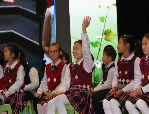 济南市小学英语学科优秀教研成果推介活动走进历山学校