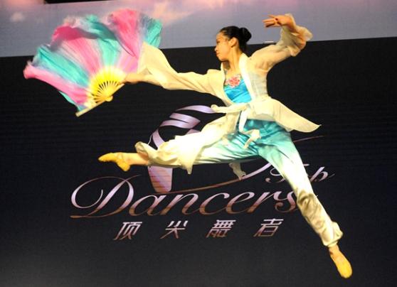 """""""2019顶尖舞者进校园""""(济南站)舞动济南中学"""